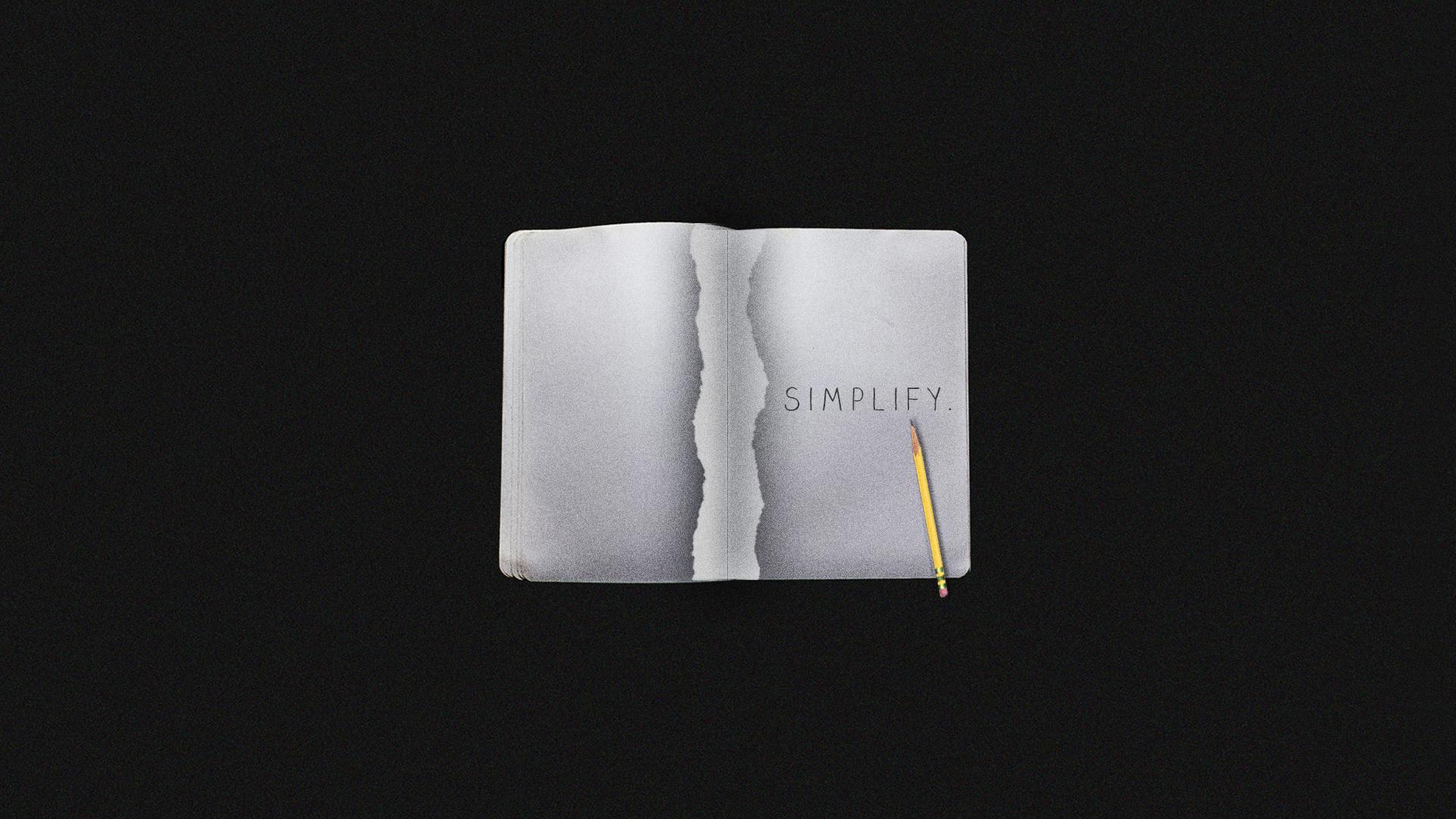 Simplify – Part I